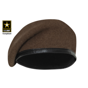 1st SFAB Brown Beret Pre Shaped Pre Formed Inspection Ready