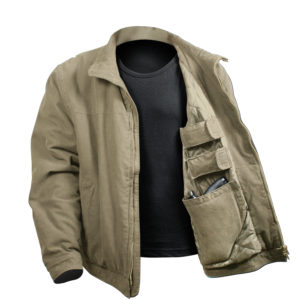 Concealed Carry Jacket 3 Season