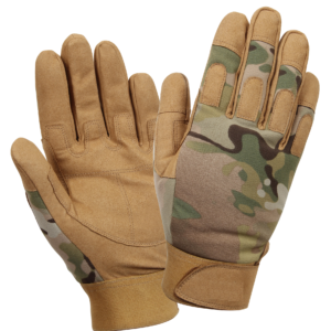Multicam Lightweight All Purpose Duty Gloves