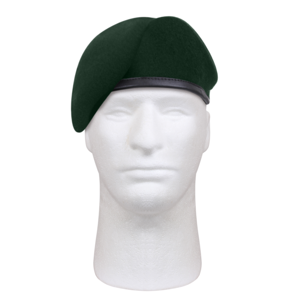 SF Green Beret Pre Shaped Pre Formed Inspection Ready