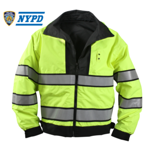 NYPD Reversible Hi-Visibility Duty Uniform Jacket